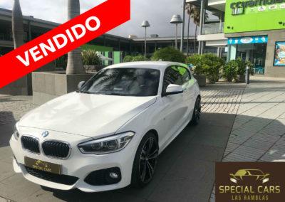 BMW 118D PAQ M