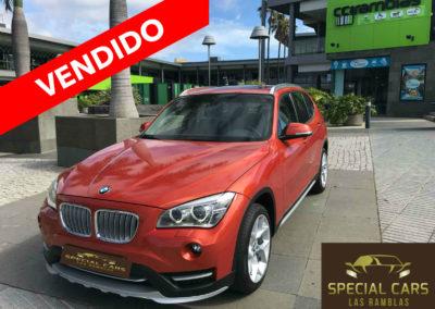 BMW X1 2.0D XDRIVE AUTOMATICO