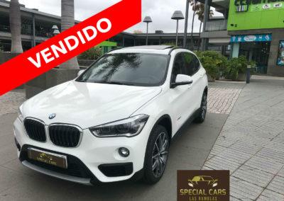 BMW X1 118D S-DRIVE