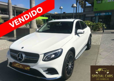 MERCEDES-BENZ GLC Coupe 250 4MATIC AMG