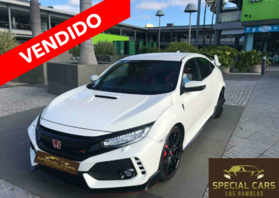 HONDA CIVIC 2.0 IVTEC TURBO TYPE R