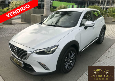 MAZDA CX3 2.0 SKYACTIV GE Luxury White 2WD