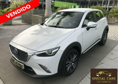 MAZDA CX3 2.0 SKYACTIV GE Luxury White 2WD