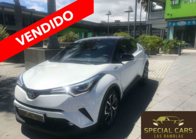 TOYOTA CHR 1.8 125H Dynamic Plus