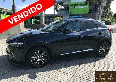 MAZDA CX3 SKYACTIVE LUXURY