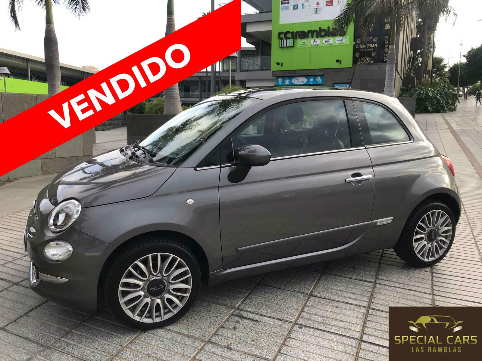 FIAT 500 PLATA 1 VENDIDOS