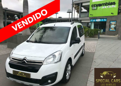 CITROEN BERLINGO MULTISPACE XTR PLUS BLUEHDI 100