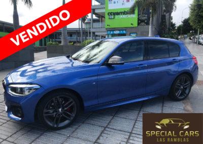 BMW 116D PACK M 5 PUERTAS