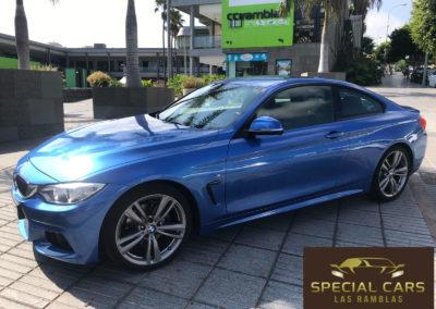 BMW 420D PAQ M COUPE