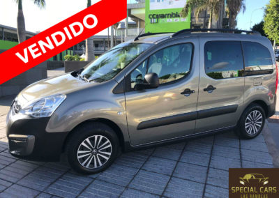 PEUGEOT PARTENER TEPEE 100 HDI 1.6 OUTDOOR AUTOMATICO
