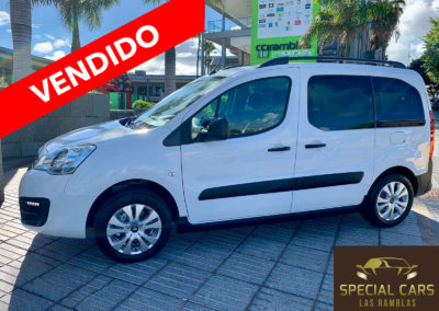 CITROEN BERLINGO MULTISPACE PURTECH 110 SS