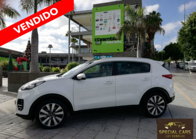 KIA SPORTAGE 1.7 CRDI 115 VGT EMOTION ECO-DYNAMICS