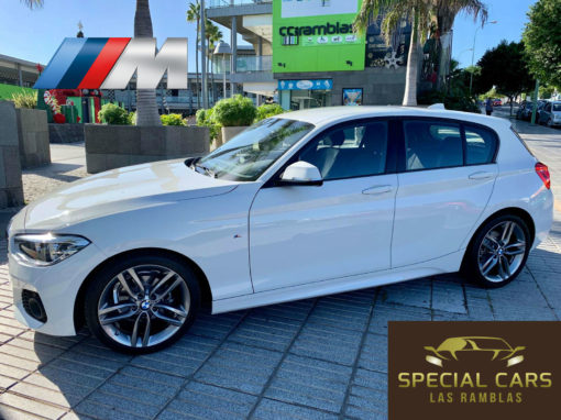 BMW 116D EFFICIENTDYNAMICS PACK M 5 PUERTAS