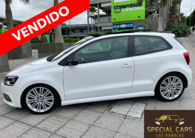 VW POLO BLUEGT 1.4TSI 150CV