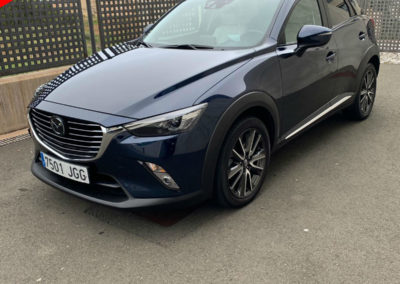 MAZDA CX3 1.5 SKYACTIV LUXURY