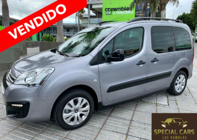 CITROEN BERLINGO MULTISPACE XTR PLUS BLUEHDI