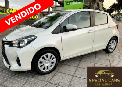 TOYOTA YARIS 1.3 FEEL! 100CV