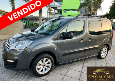 CITROEN BERLINGO TALLA XL PURETECH 110 SS SHINE