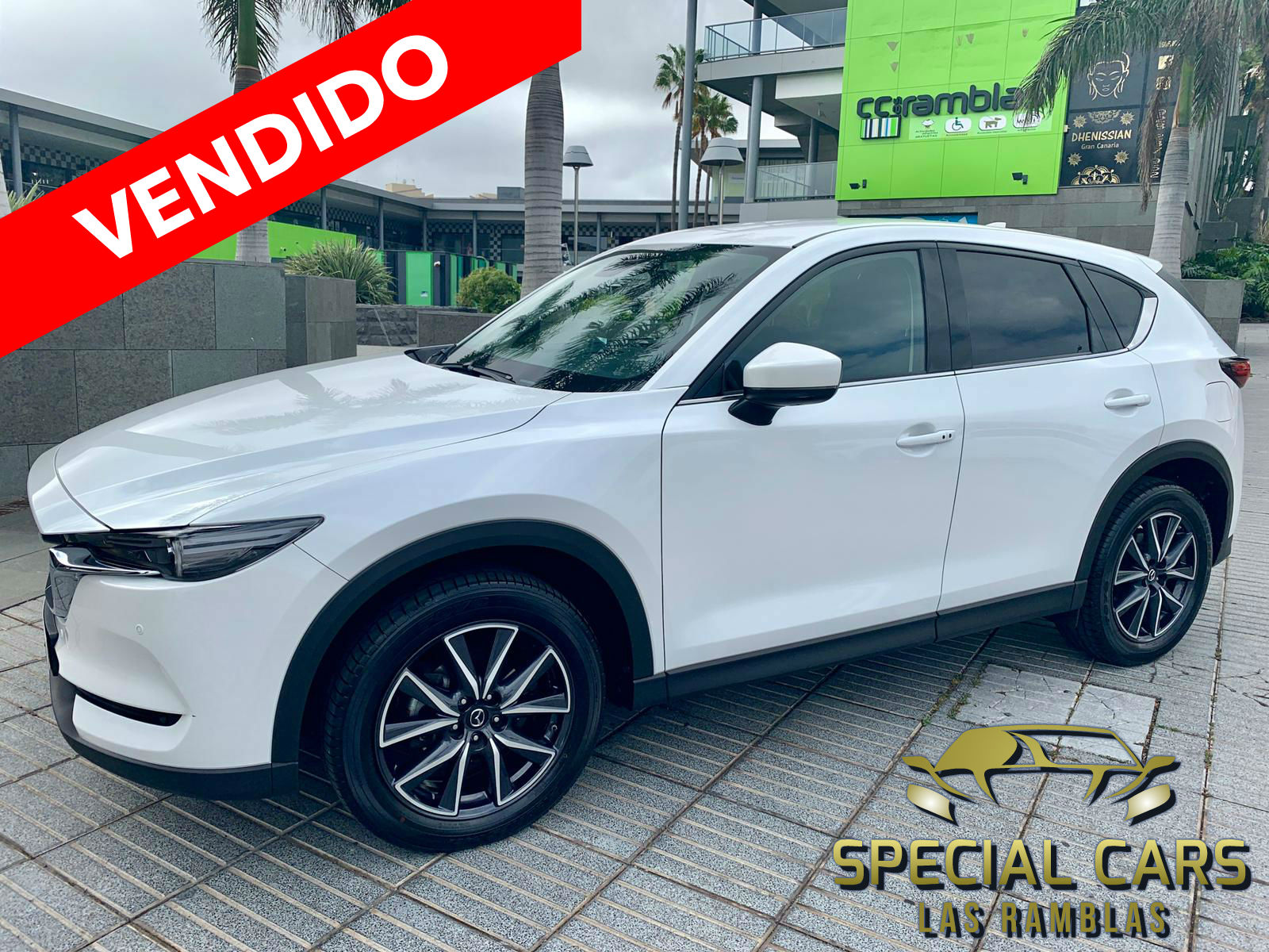 CX5 2.2 LUXURY BLANCO MAR19 1 VENDIDO