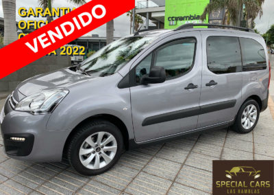 CITROEN BERLINGO 1.2 MULTISPACE PURTECH 110 SS