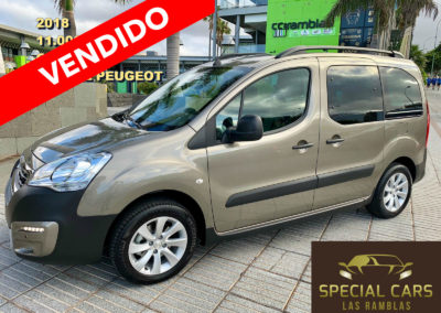 PEUGEOT PARTNER TEPEE ADVENTURE EDITION 1.6 BLUEHDI