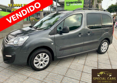 CITROEN BERLINGO 1.2 PURETECH MULTISPACE 20 ANIV.