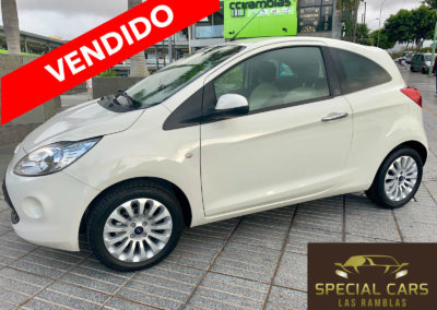 FORD KA 1.2 DURATEC TITANIUM