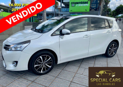 TOYOTA VERSO 1.6 130CV ADVANCE 7PLAZAS