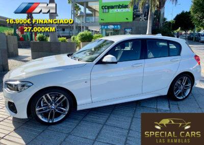 BMW 116D EFFICENTDYNAMICS PACK M