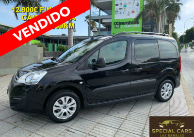CITROEN BERLINGO MULTISPACE 1.6BHDI 20 ANI.