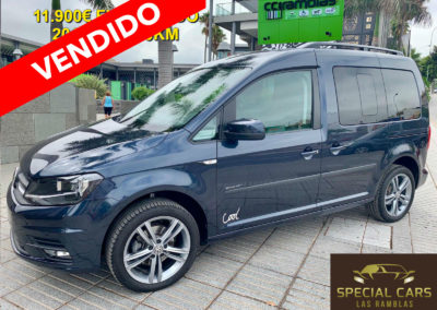 VOLKSWAGEN CADDY 2.0TDI EDITION