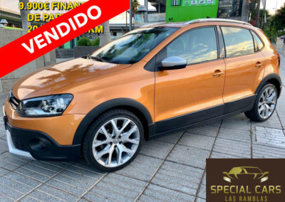 VOLKSWAGEN CROSS POLO 1.2 TSI 90CV