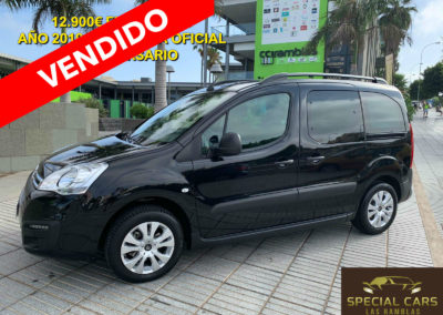 CITROEN BERLINGO MULTISPACE 1.6BHDI 20 ANI. 2019