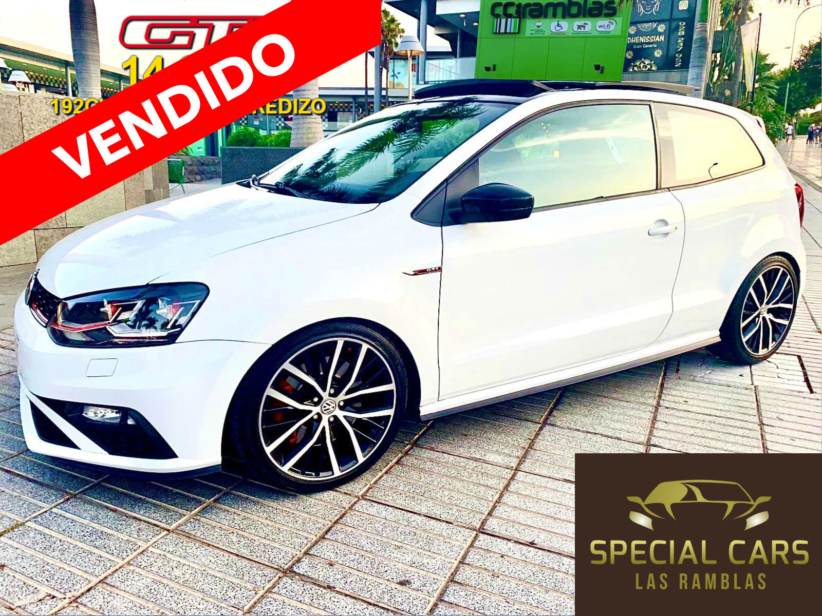 POLO GTI 1.9TSI 190 CV 2015 SEP19 (1) VENDIDO