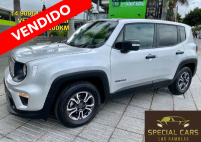 JEEP RENEGADE SPORT 1.0G MT6 (120CV)