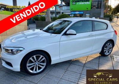 BMW 116D EFFICENTDYNAMICS 3P.
