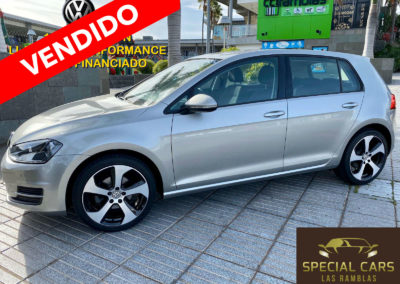 VOLKSWAGEN GOLF 1.2 TSI EDITION
