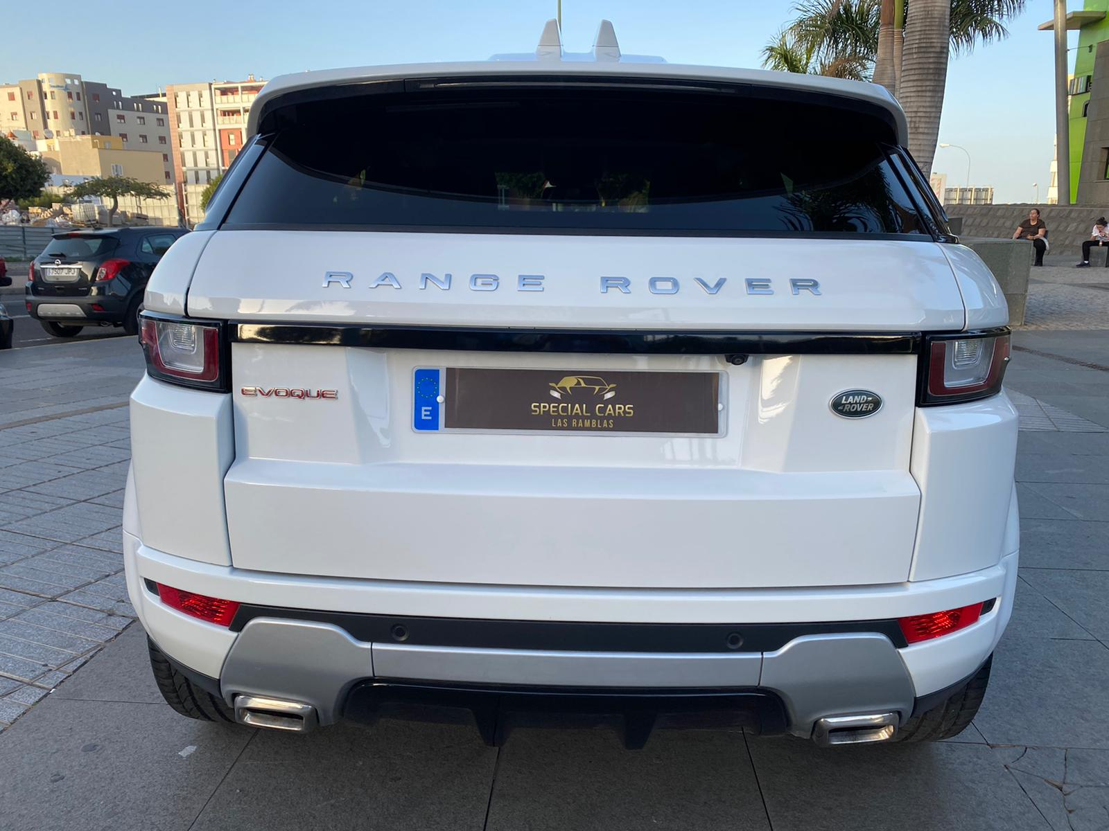 RANGE ROVER EVOQUE DYNAMIC 2.0 TD4 2016 FEB20 (5)