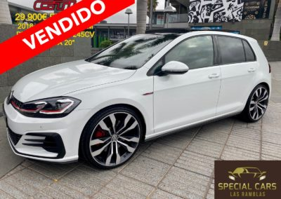 VOLKSWAGEN GOLF 2.0TSI GTI DSG PERFORMANCE 245CV