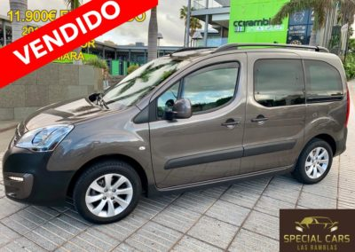 PEUGEOT PARTNER TEPEE ADVENTURE 1.6 BLUEHDI 100