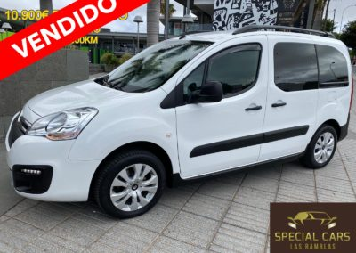 CITROEN BERLINGO 1.2 PURETECH MULTISPACE 20 ANIV. 2018