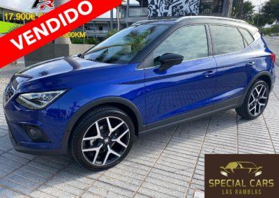 SEAT ARONA FR 1.5 TSI 110kW 150CV 5p. 2019