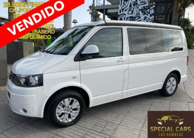 VOLKSWAGEN CALIFORNIA 2.0TDI BEACH COOL EDITION 102CV