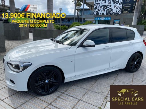 BMW 116D EFFICENTDYNAMICS PACK M