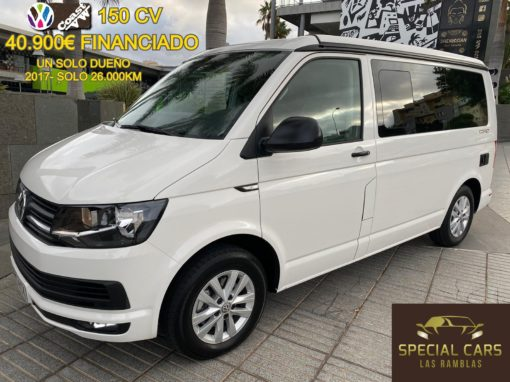 VOLKSWAGEN CALIFORNIA 2.0TDI COAST EDITION 150CV
