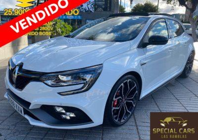 RENAULT MEGANE RS TCE 280CV 2019 RE-ESTRENO