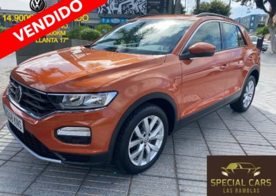 VOLKSWAGEN T-ROC 1.0 TSI CONNECT 115CV