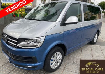 VOLKSWAGEN MULTIVAN 2.0TDI T6 COOL EDITION 150CV 7 PLAZAS