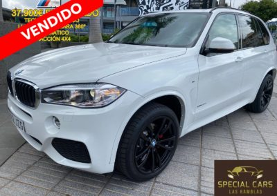 BMW X5 XDRIVE 30D EFFICENTDYNAMICS PACK M