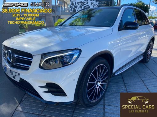 MERCEDES BENZ GLC 220D AMG 4MATIC
